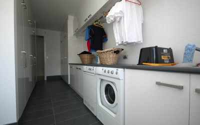 Laundry in West Beach