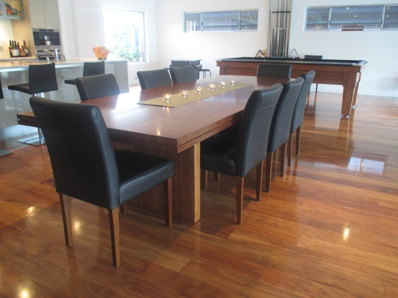 Dining tables miller joinery
