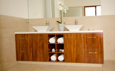 Traditional vanity in West beach